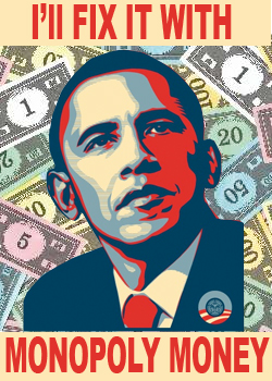 obama monopoly money